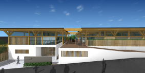 木造幼稚園計画