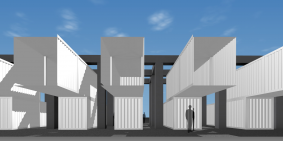 鉄道高架下プロジェクト