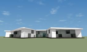 ブライダル複合施設計画(コンテナ建築)
